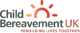 child bereavement logo